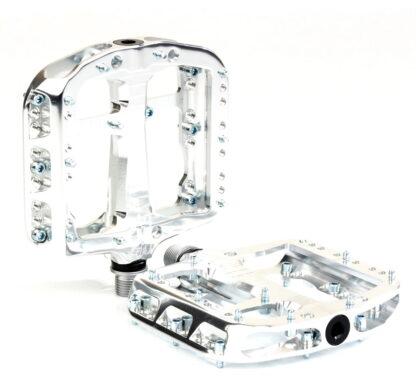 Chromag Scarab Pedals - Platform Aluminum - Silver - Draco Bikes