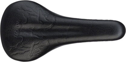 Chromag Trailmaster LTD Saddle - Chromoly - Black - Draco Bikes 3