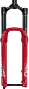 "RockShox Lyrik Ultimate Charger 2.1 RC2 Suspension Fork - 27.5"", 160 mm, 15 x 110 mm, 37 mm Offset, Red, C3 - Draco Bikes"