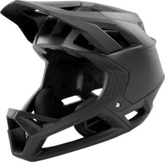 Fox Racing Proframe Full-Face Helmet - Matte Black, Medium Draco Bikes