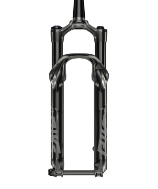RockShox Pike DJ Suspension Fork – 26 100 mm - 15 x 100 mm - 40 mm Offset - Gloss Black A4 - Draco Bikes