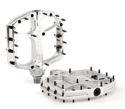 Chromag Dagga Pedals - Platform Aluminum 9-16 - Silver - Draco Bikes