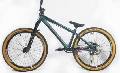 Draco Bikes - 2020 Trek Ticket DJ Dirt Jumper Custom Build