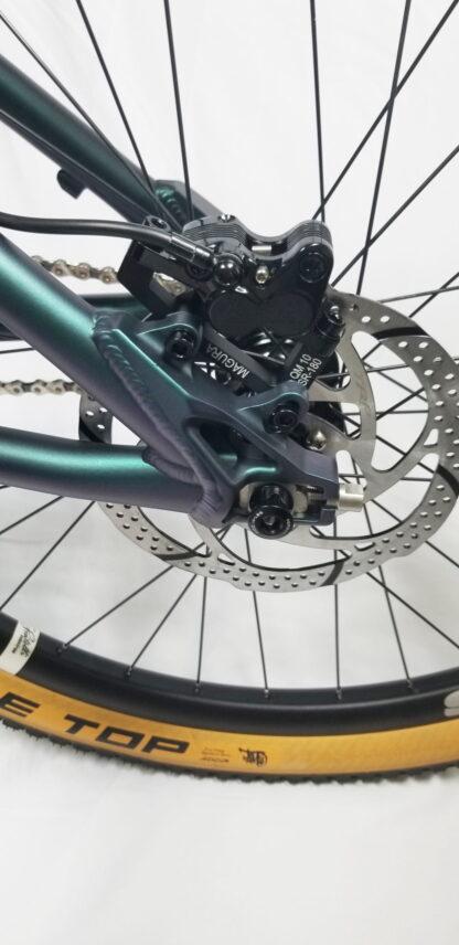Draco Bikes - 2020 Trek Ticket DJ Dirt Jumper Custom Build
