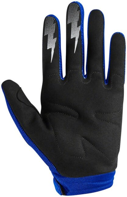 Fox Racing Dirtpaw Race Gloves - Blue, Full Finger, Men's - Draco Bikes 1
