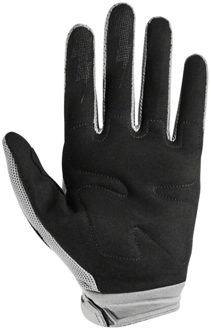 Fox Racing Dirtpaw Race Gloves - Gray, Full Finger Men's - Draco Bikes 1