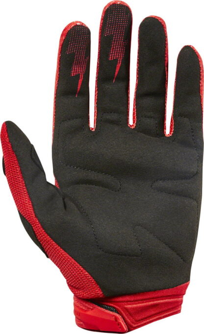 Fox Racing Dirtpaw Race Gloves - Red, Full Finger, Men's - Draco Bikes 1