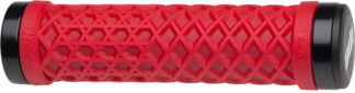 ODI VANS Lock-On Grips - Red, Lock-On - Draco Bikes