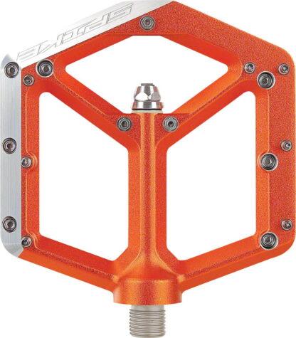 Spank Spike Pedals - Platform Aluminum, 9-16 - Orange - Draco Bikes 2