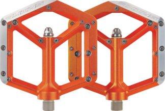 Spank Spike Pedals - Platform Aluminum, 9-16 - Orange - Draco Bikes