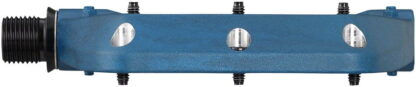 Spank Spoon DC Pedals - Platform Aluminum 9-16 - Blue - Draco Bikes 3