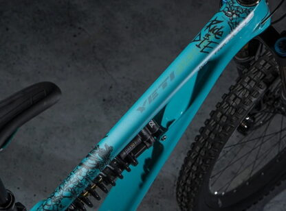 DYEDbro Frame Protection Ride or Die at Draco Bikes