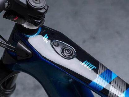 DYEDbro Frame Protector - Clear Gloss at Draco Bikes