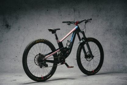 DYEDbro Frame Protection at Draco Bikes 4