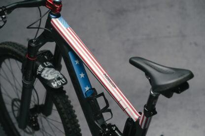 DYEDbro Frame Protectors at Draco Bikes 2