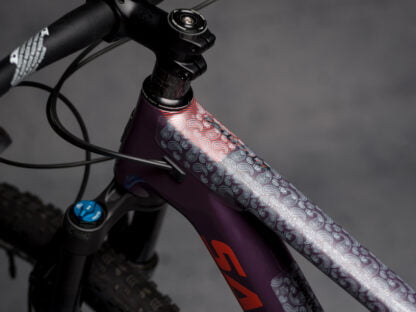 DYEDbro Frame Protection at Draco Bikes - Bandana (2)