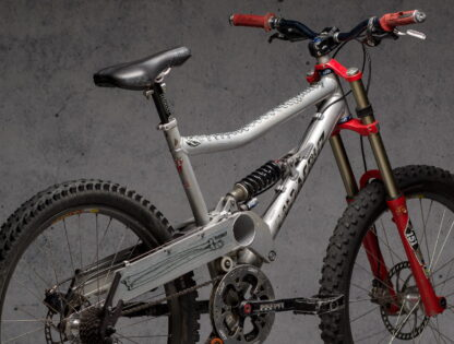 DYEDbro Frame Protection at Draco Bikes - Bones 2