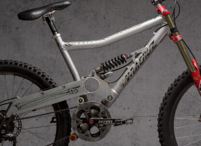 DYEDbro Frame Protection at Draco Bikes - Bones