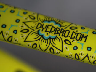 DYEDbro Frame Protection at Draco Bikes - Guadalupe 1