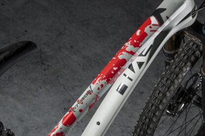 DYEDbro Frame Protection at Draco Bikes - Kill m all 1