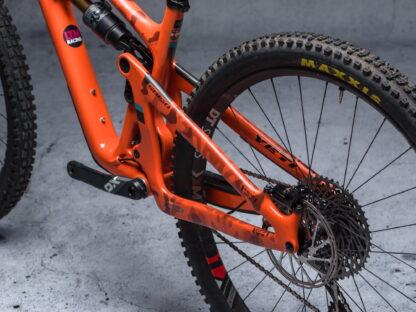 DYEDbro Frame Protector at Draco Bikes 2