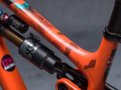 DYEDbro Frame Protector at Draco Bikes 3