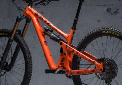 DYEDbro Frame Protector at Draco Bikes 5