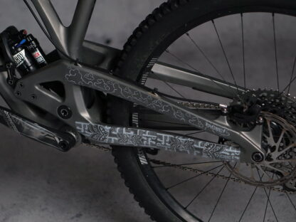 DYEDbro Frame Protector at Draco Bikes - Aotearoa