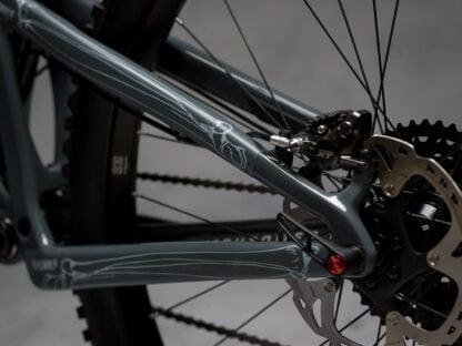 DYEDbro Frame Protector at Draco Bikes - Bones 2
