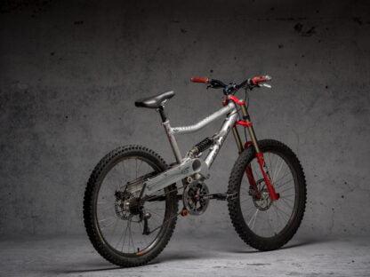 DYEDbro Frame Protector at Draco Bikes - Bones 4
