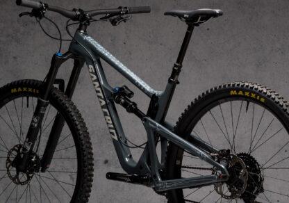 DYEDbro Frame Protector at Draco Bikes - Bones 5