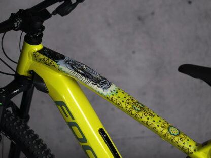 DYEDbro Frame Protector at Draco Bikes - Guadalupe