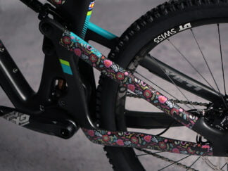DYEDbro Frame Protector at Draco Bikes - Guadalupe color 2