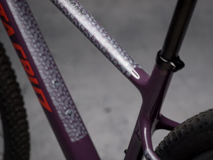 DYEDbro Frame Protector at Draco Bikes - Paisley (1)