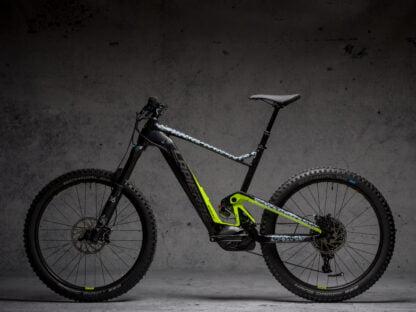 DYEDbro Frame Protection at Draco Bikes - Animal Print 1