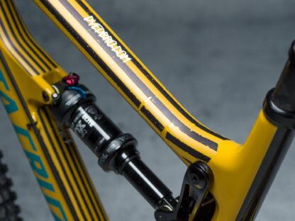 DYEDbro Frame Protection at Draco Bikes American Flag 1