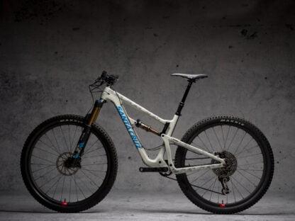 DYEDbro Frame Protector Geometric at Draco Bikes 1