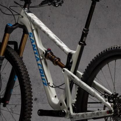 DYEDbro Frame Protector Geometric at Draco Bikes 2 -