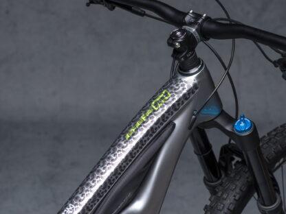 DYEDbro Frame Protector at Draco Bikes - Bandana 3