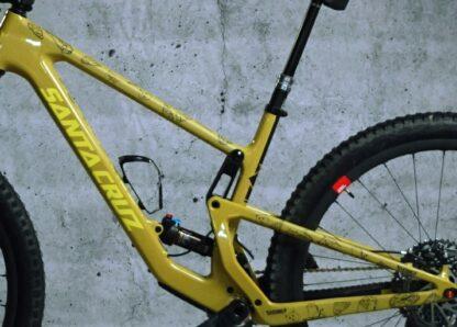 DYEDbro Frame Protector at Draco Bikes - Cats 4
