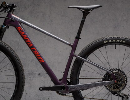 DYEDbro Frame Protector at Draco Bikes - Paisley (3)