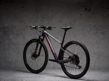DYEDbro Frame Protector at Draco Bikes - Paisley