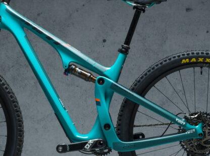 DYEDbro Frame Protectors at Draco Bikes