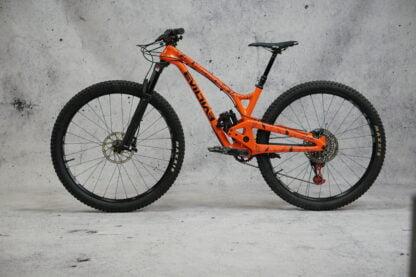 DYEDbro Frame Protectors at Draco Bikes - Sergio Layos 1