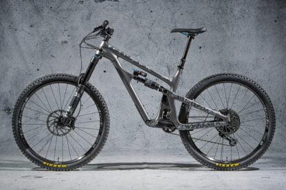 DYEDbro Protectors at Draco Bikes Andes Pacifico 2020 White 3