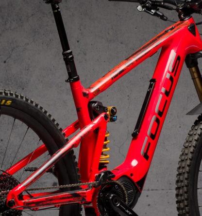 DYEDbro Protectors at Draco Bikes - Marcoux 3